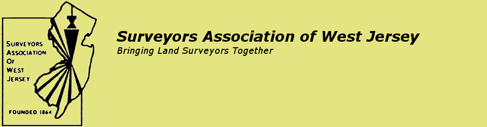 Surveyors Association of West Jersey